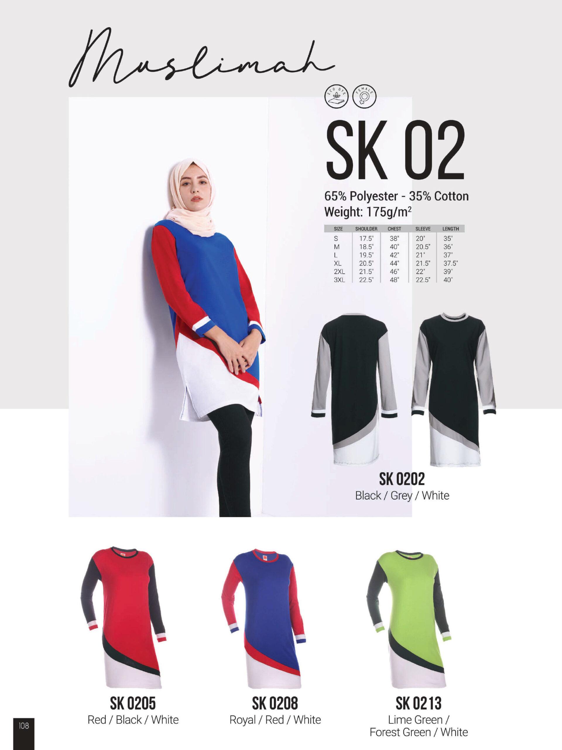 Oren Sport Catalogue 2021-110-Muslimah