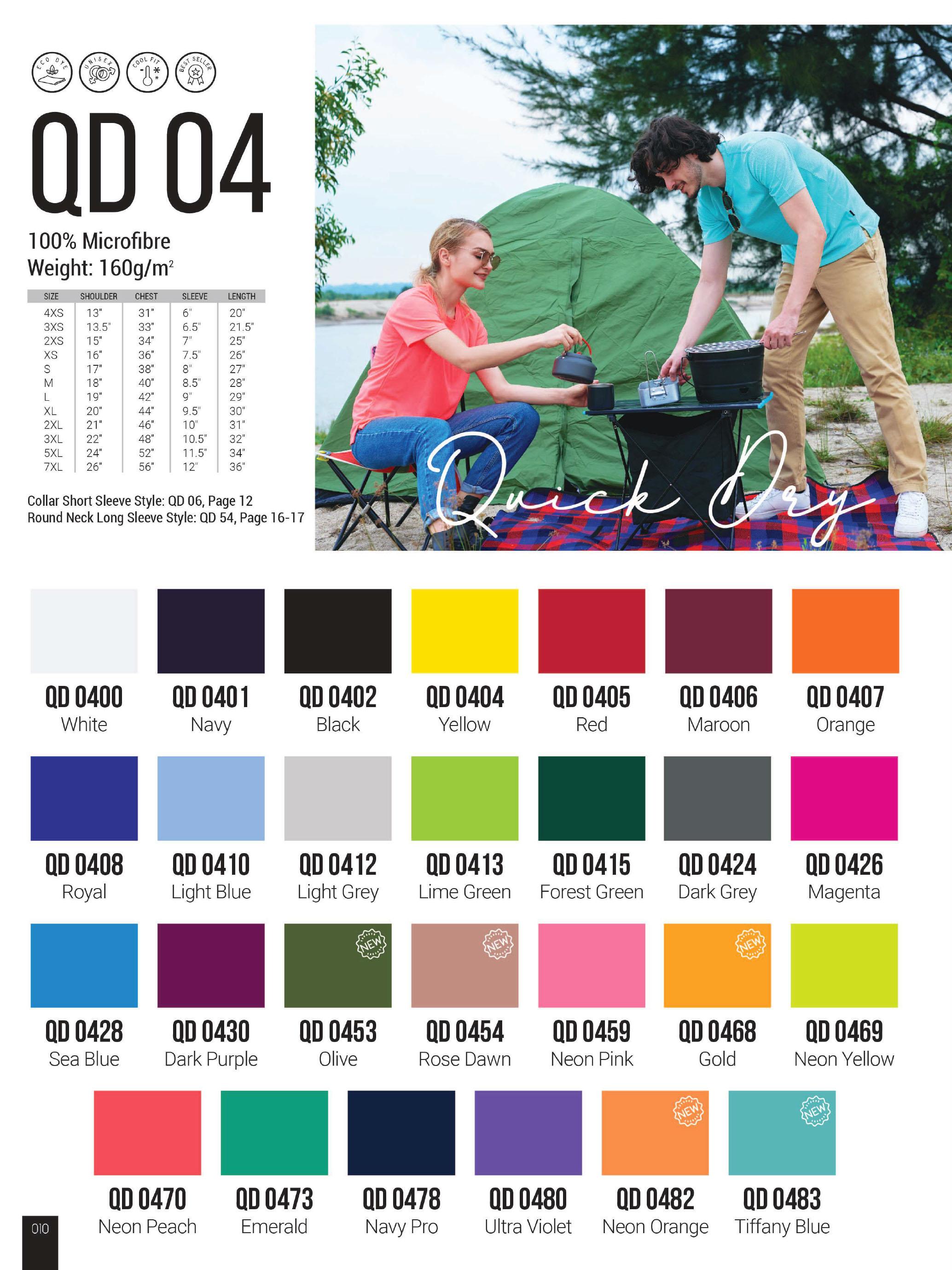 Oren Sport Catalogue 2021-12-QuickDry