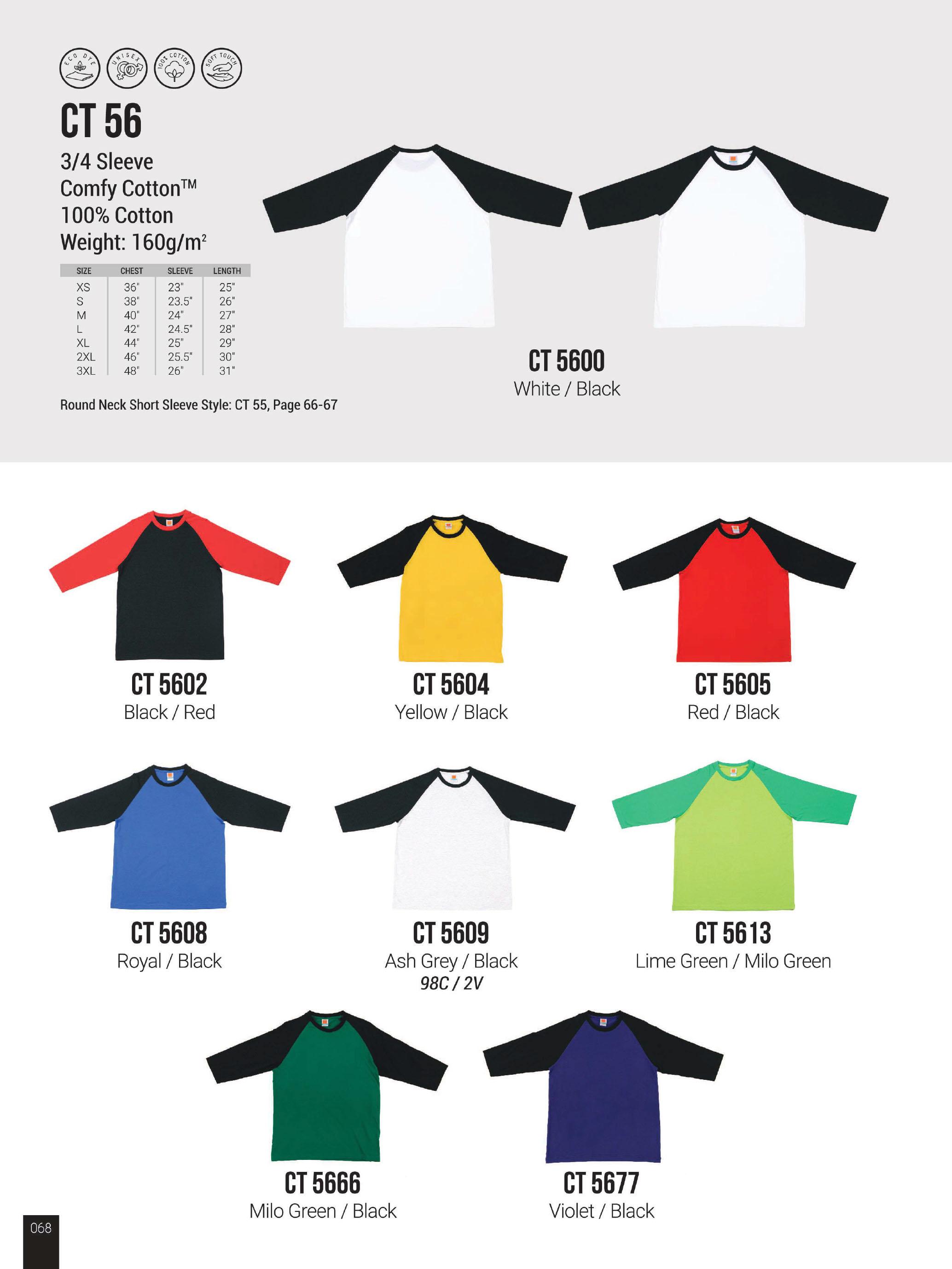 Oren Sport Catalogue 2021-70-cotton